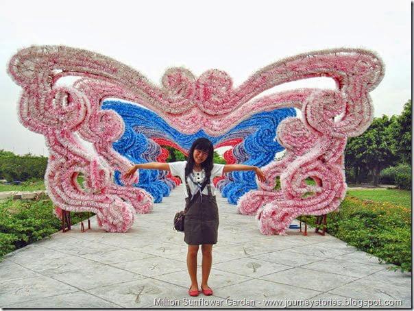 Twelve Butterfly Inspired Designs for your Garden- Butterfly Walkway