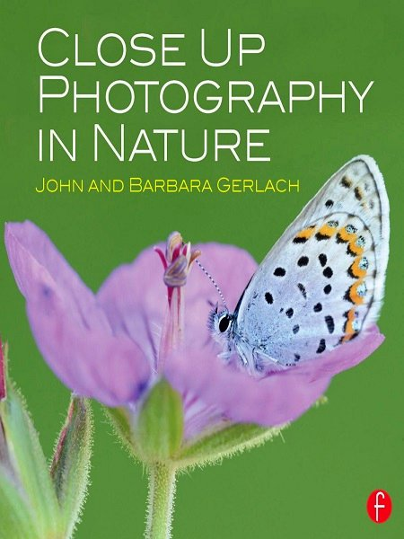 Close Up Photography in nature 2014 Book