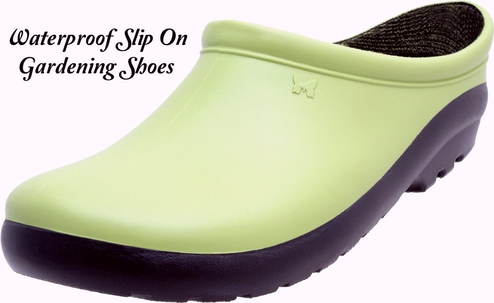 Waterproof Slip-on Gardening Shoes- Butterfly Gift Idea 12