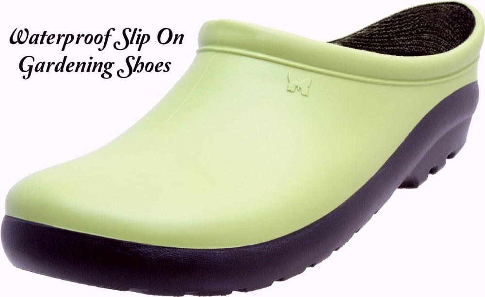 Waterproof Slip-on Gardening Shoes- Butterfly Gift Idea 12