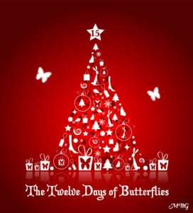 Twelve Days Butterfly Gift Ideas- 12 Butterfly Gifts for the Holidays