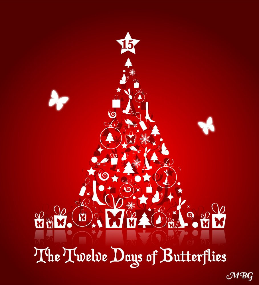 Twelve Days of Butterflies 2015- 12 Butterfly Gift Ideas and Butterfly Gifts for the Holidays