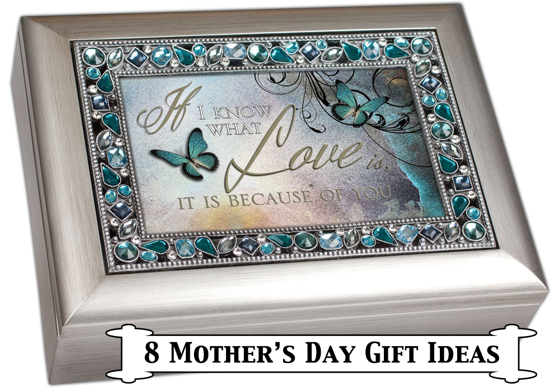 Decorative Jewelry Boxes Ideas : Good mother s day gifts for butterfly gardeners