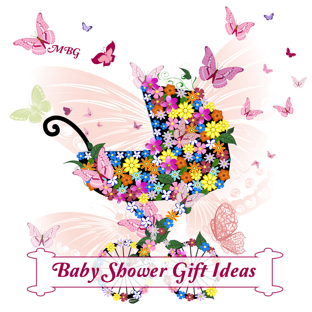 Baby Shower Gift Ideas Butterfly Style