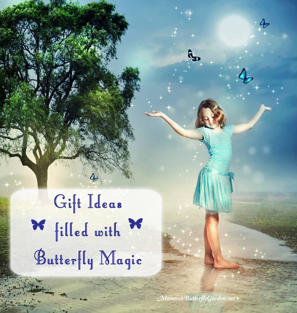 The Ultimate Butterfly Gift Ideas List- butterfly gifts for all occasions. Come back often for new gift ideas and butterfly inspiration...