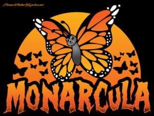 A Very Monarch Halloween: Monarcula and the Batterflies