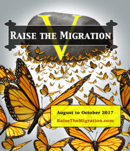 Raise The Migration 5- Raise Monarch Migration Butterflies