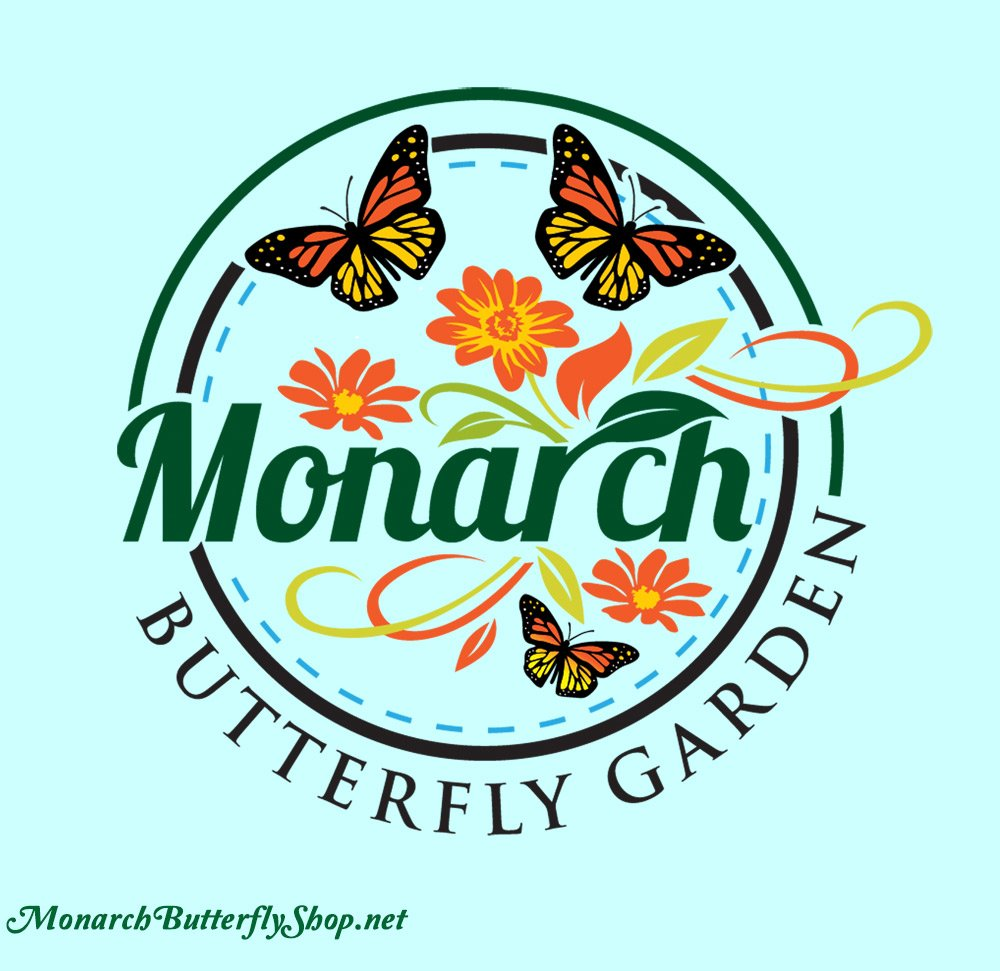 Monarch Butterfly Flower Child T-shirts- Gifts for Butterfly Gardeners