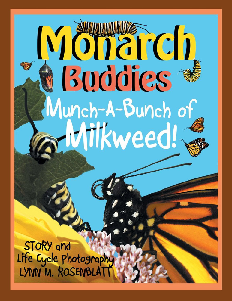 Monarch Buddies Children's Butterfly Book