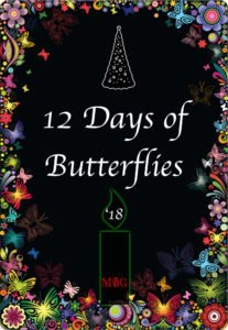 The Twelve Days of Butterflies- Butterfly Gift Ideas for 2018