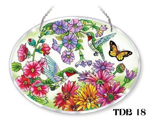 Hummingbird and Butterfly Suncatcher- Gift idea