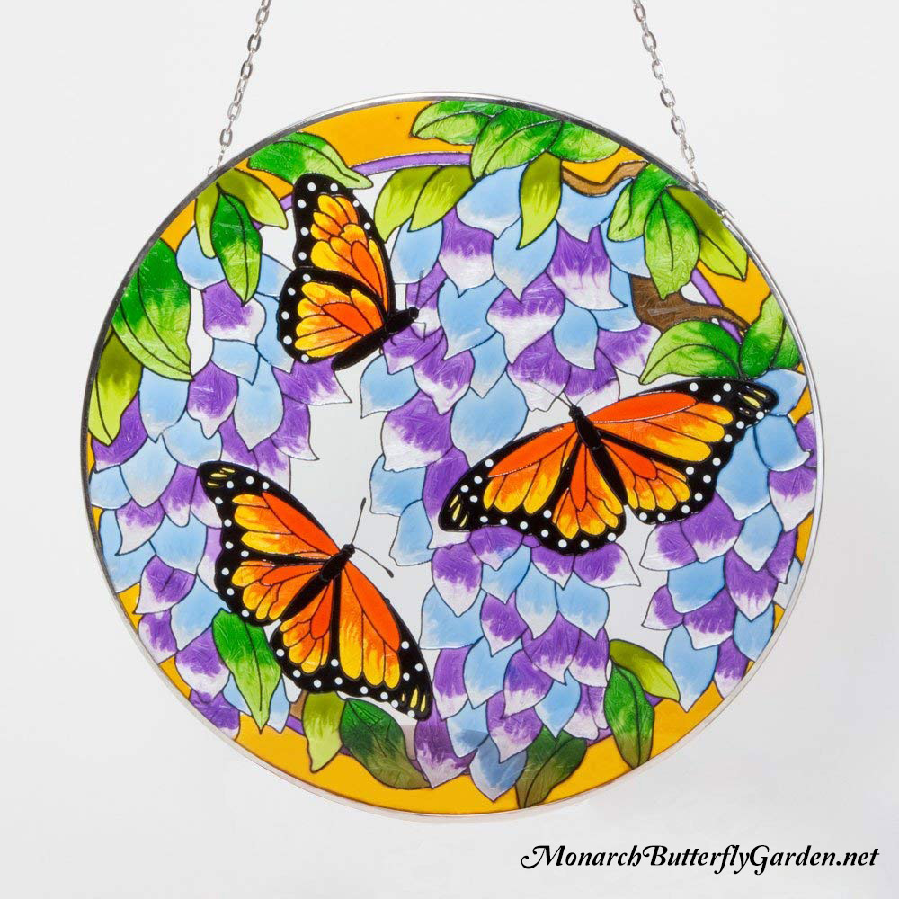 Monarch Butterfly Suncatcher- Gift Idea