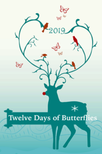 Twelve Days of Butterflies 2019- Butterfly Gift Ideas for Christmas