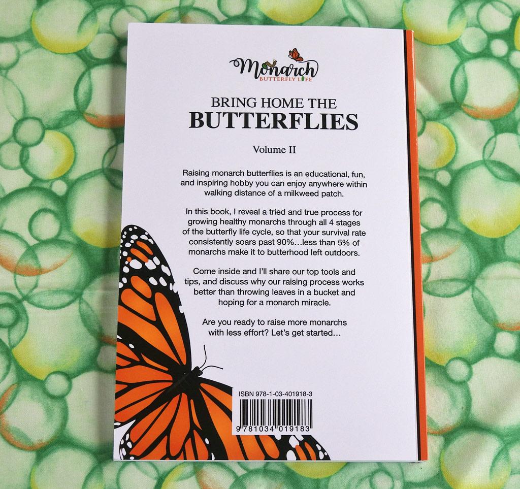 how to raise monarchs print back bubbles